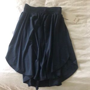 Navy Everyday Skirt size 6 with tags